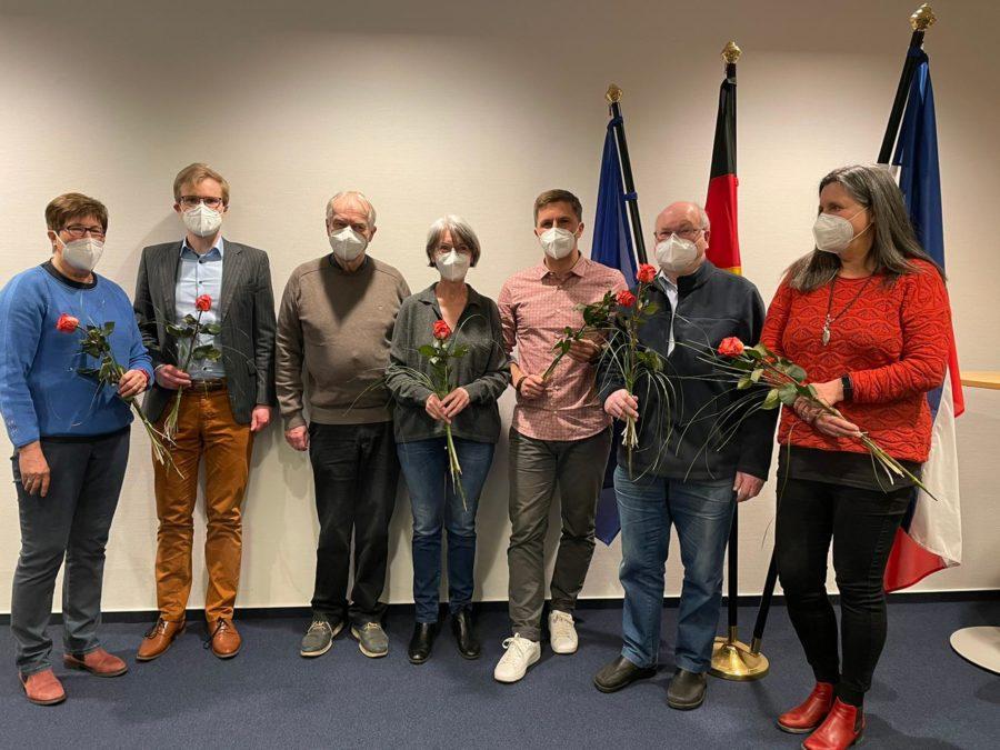 SPD-Fraktion wählt neuen Vorstand